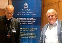 Congreso de Interpol sobre Trata. Ponencia del enviado papal y opinión de Vera