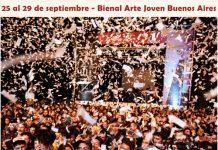 La Bienal se inaugura con una gran fiesta en la calle