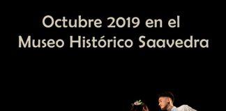 Actividades en el Museo Histórico Saavedra en octubre 2019