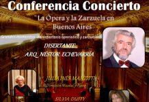 Ópera y la Zarzuela