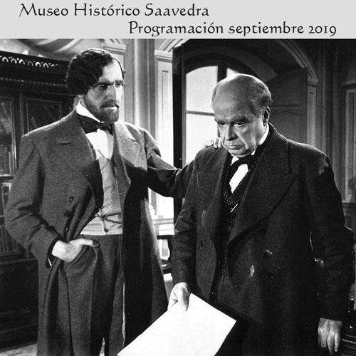 Actividades del Museo Saavedra en septiembre de 2019