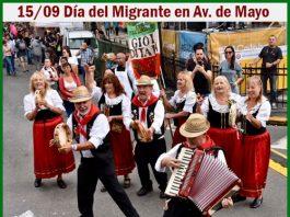 El Día del Migrante