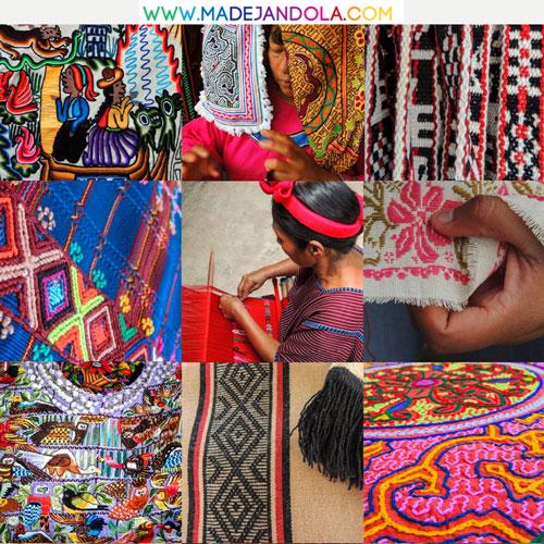 Madejándola - Historias Textiles de América Latina