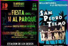 """La Fiesta del SÍ al """"Parque en la Estación de los Deseos"""""""