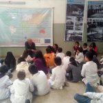 El Museo de la inmigración en la Esc. Dr. Ricardo Levene de Lugano
