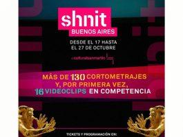 Shnit Buenos Aires - 6ta. Edición - 17 al 26 de octubre en el C.C. San Martín