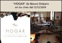 "El 12 de diciembre se estrena ""Hogar"" la película de Maura Delpero"