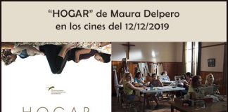 "El 12 de diciembre se estrena ""Hogar"" la película de Maura Delpero"