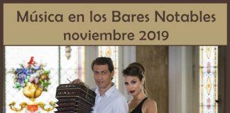 Bares Notables en noviembre 2019