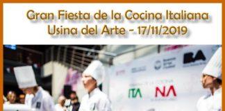 La Usina del Arte recibe a la gran fiesta de la cocina italiana