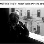 Otilia Da Veiga galardonada como Historiadora Porteña 2019