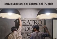 Reapertura del Teatro del Pueblo