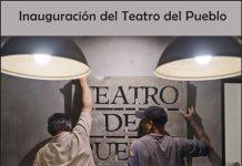 Reapertura del Teatro del Pueblo
