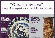 Cerámica de España en la colección del Museo Larreta