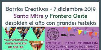 """""""Santa Mitre"""" y """"Frontera Oeste"""""""