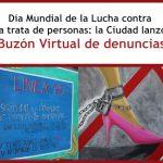 Entró en vigencia el Buzón Virtual de Denuncias de Trata de Personas
